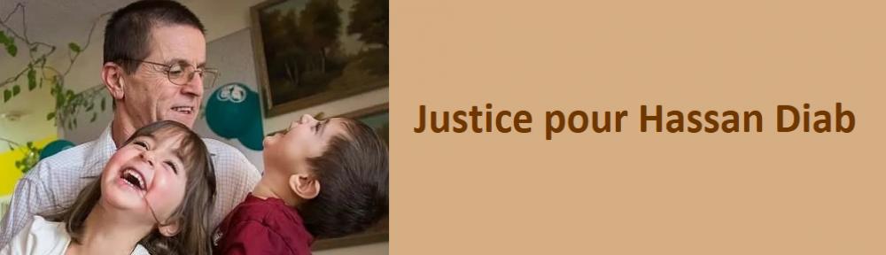 Justice Pour Hassan Diab